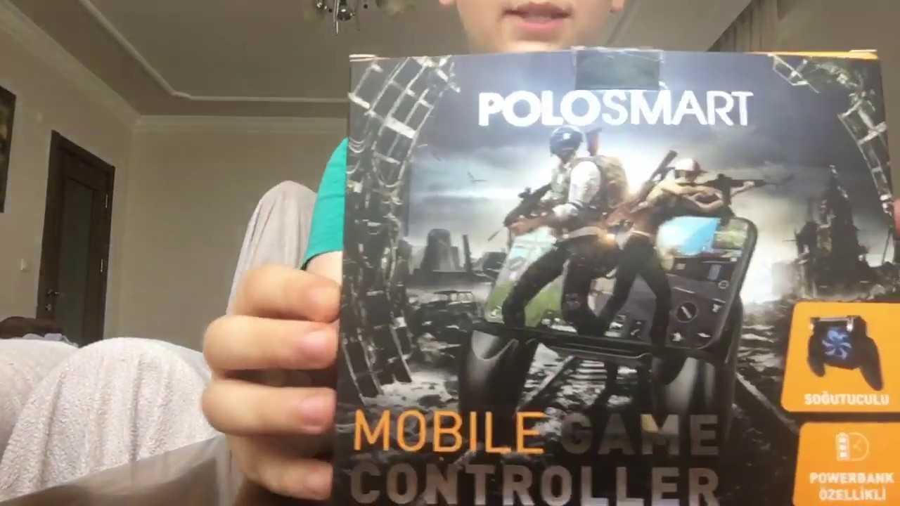 29 TL'lik PoloSmart Joystick ile PUBG Mobile oynadık