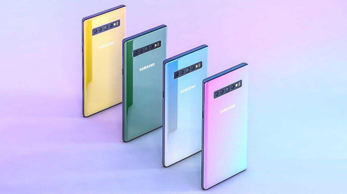 Samsung Galaxy Note 10'a çift ön kamera dopingi