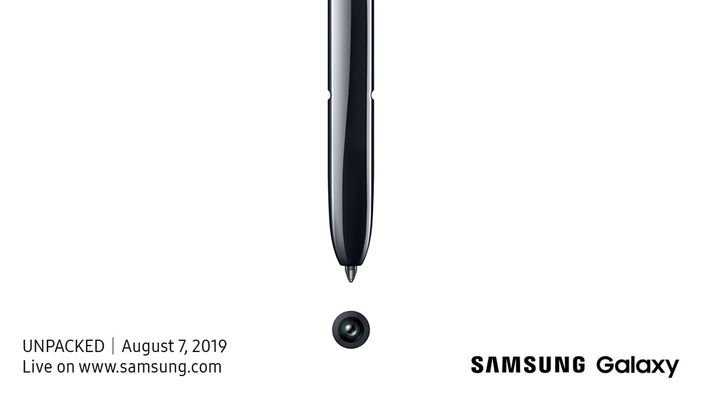 Samsung Galaxy Note 10'un tanıtım tarihi kesinleşti