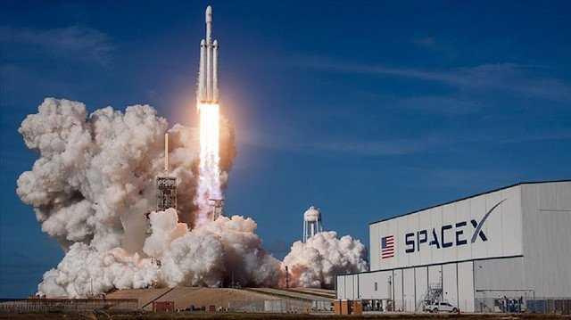 SpaceX kargo mekiği Uzay İstasyonuna yolladı