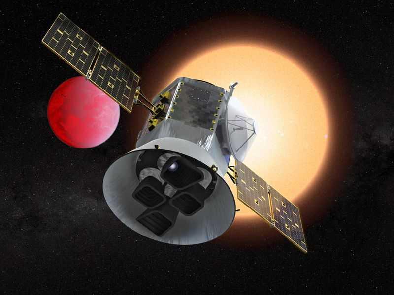NASA'nın TESS uydusu keşif görevini tamamlıyor!