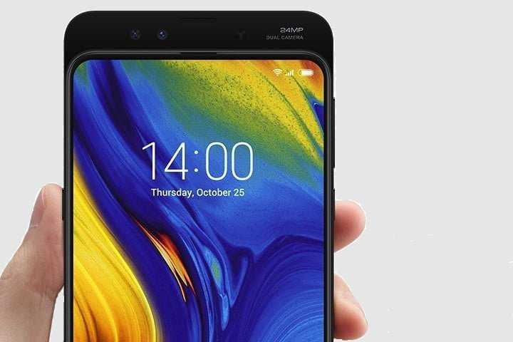 Xiaomi Mi Mix 4'ün Kamera Sensörünün Detayları Belli Olmaya Başladı