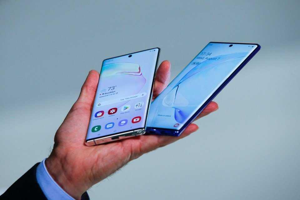 Samsung Galaxy Note 10 ve Note 10 Plus'un Fiyatları Belirlendi!