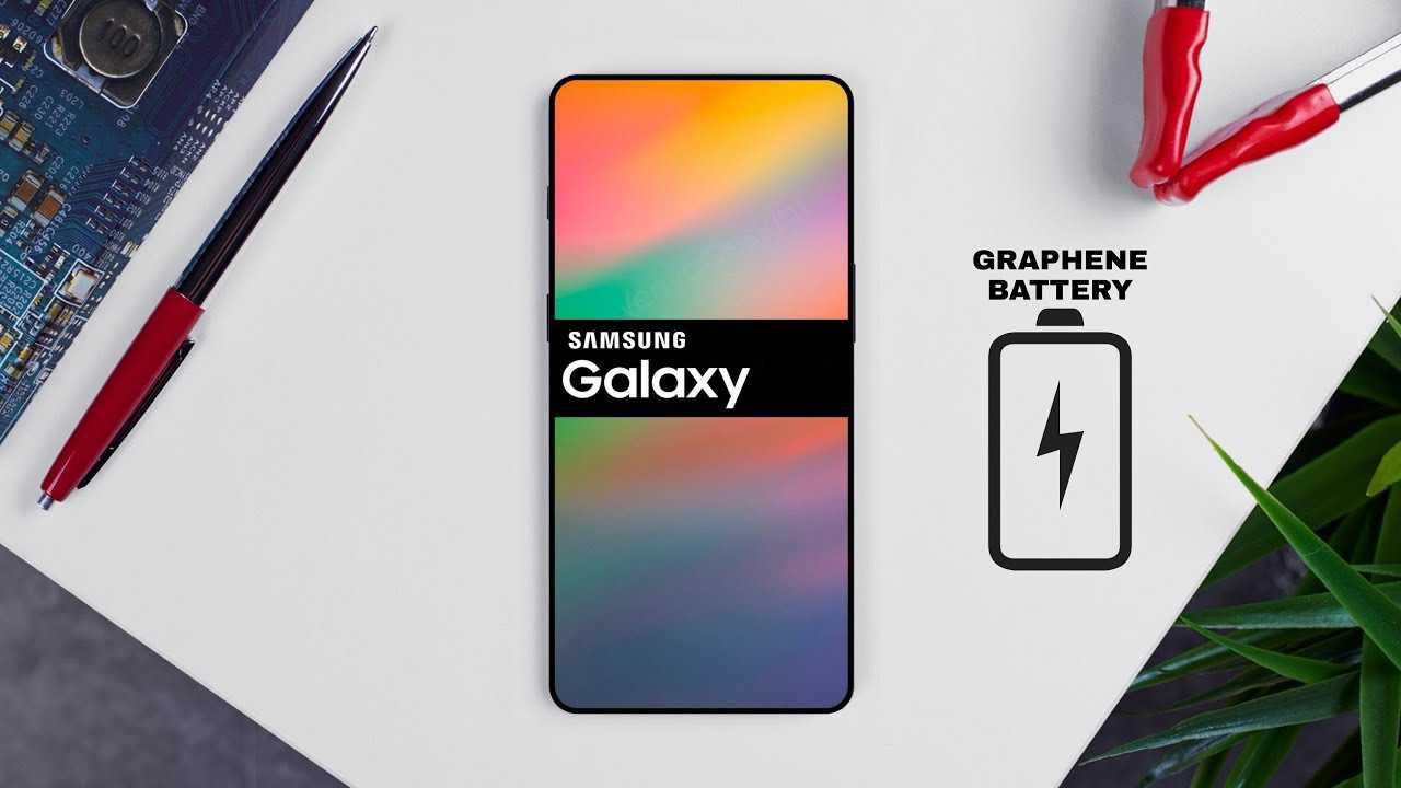 Samsung İçin Grafen Batarya Açıklaması!