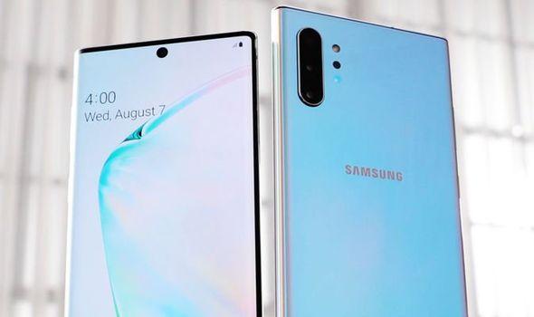 Samsung'un Yeni Telefonu, Huawei'yi Solladı!