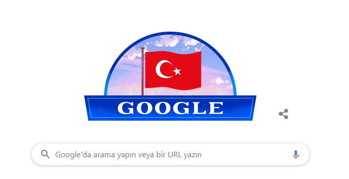 Google'dan 29 Ekim Özel Doodle Süprizi!