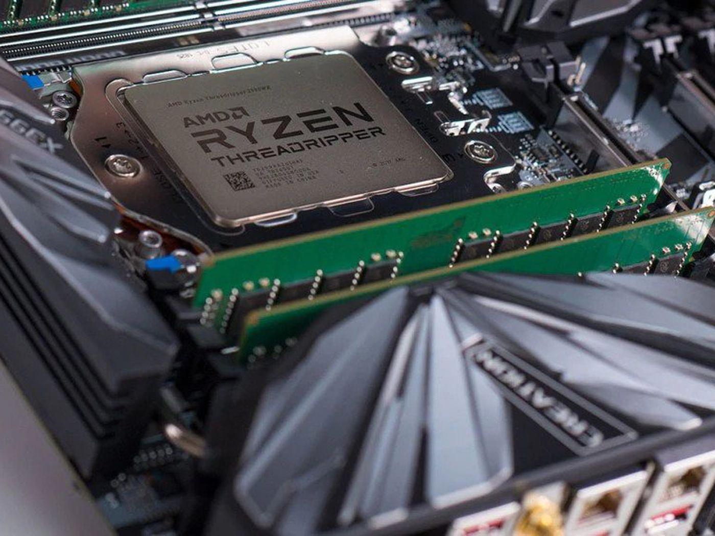 AMD, 2020 İçin 64 Çekirdekli İşlemcisini Doğruladı