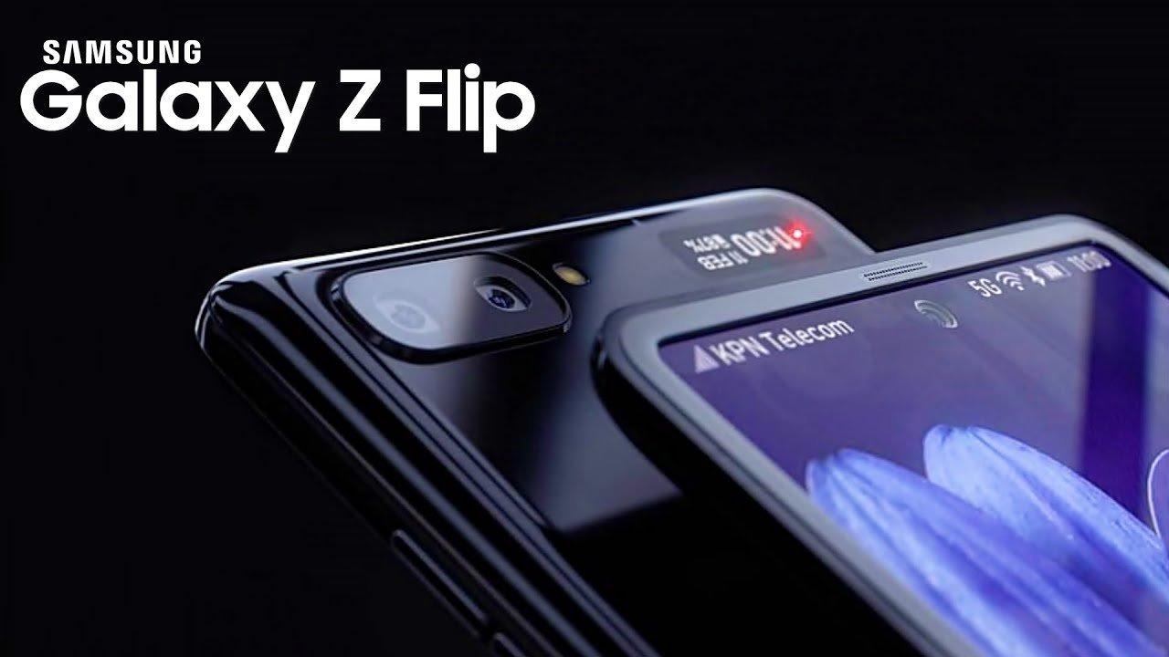 Samsung Galaxy Z Flip HD Tanıtımı Yapıldı
