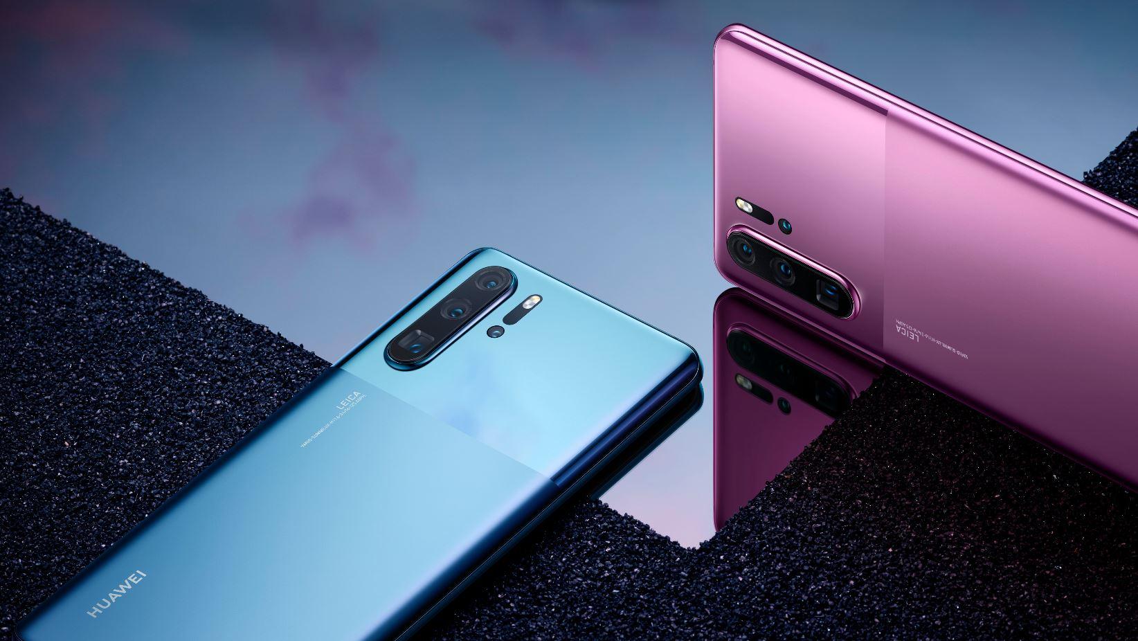 Huawei P40 ve Huawei P40 Pro kamera yapılandırması ortaya çıktı