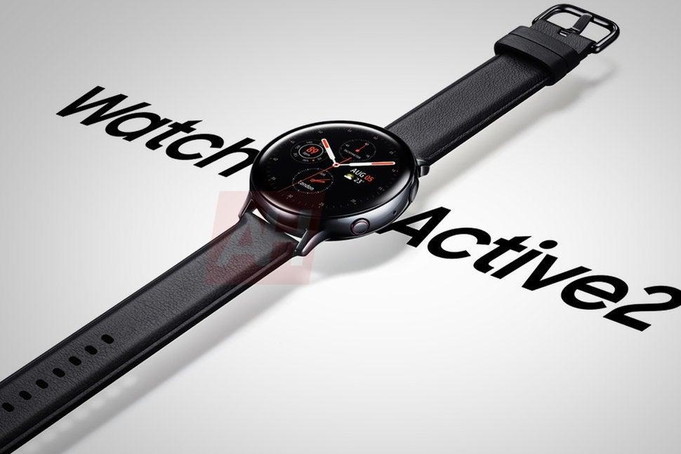 Yeni Galaxy Watch Ayrıntıları: Paslanmaz Çelik Ve Daha Büyük Pil