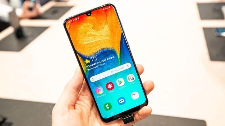 Samsung Galaxy A31 Destek Sayfası Yayında, Lansmanı Yakında Görünüyor