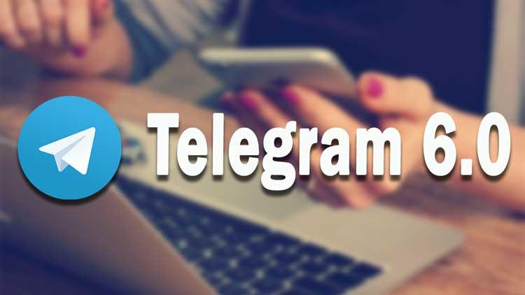 Telegram'ın Yeni Sürümü Harika Özelliklerle Birlikte Geldi