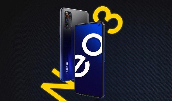 iQOO Neo3 Fiyatı Ve Özellikleri Belli Oldu