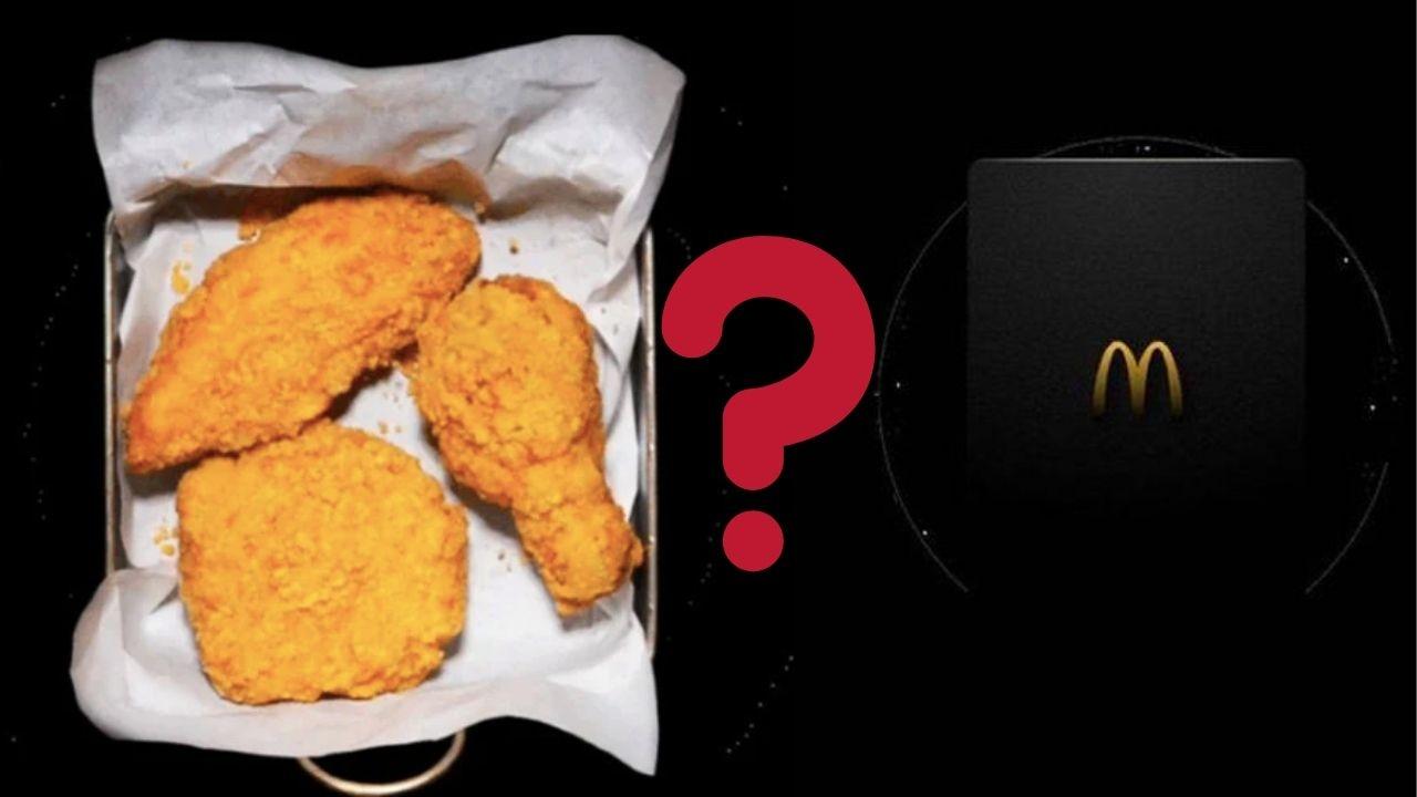 McDonald's 5G Ürününün Altından Tavuk Çıktı!