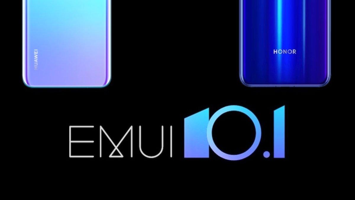 Yeni EMUI 10.1 Güncellemesi Alacak Huawei ve Honor Telefonlar