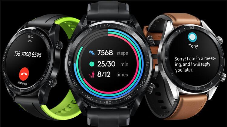 Huawei Watch GT 2e Türkiye'de Satışa Çıkıyor!
