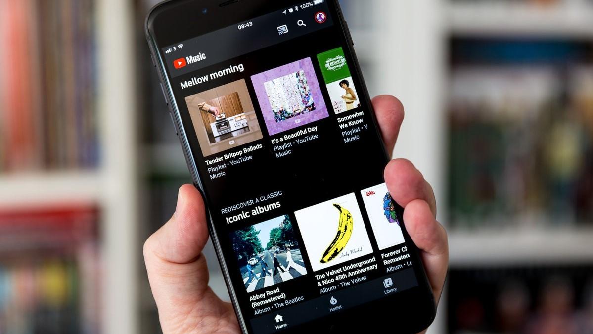 YouTube Music yeniliklerle geliyor!