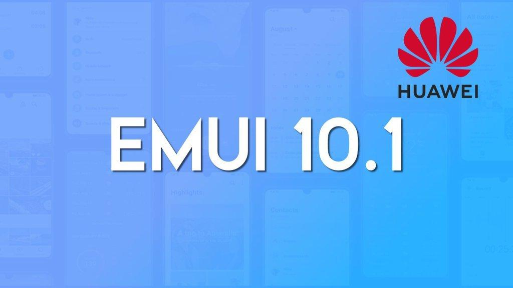 Huawei Telefonlar EMUI 10.1 Testlerine Başladı