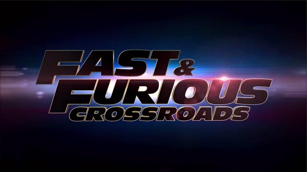 Hızlı Ve Öfkeli Crossroads PS4, Xbox One Ve PC'ye Geliyor!