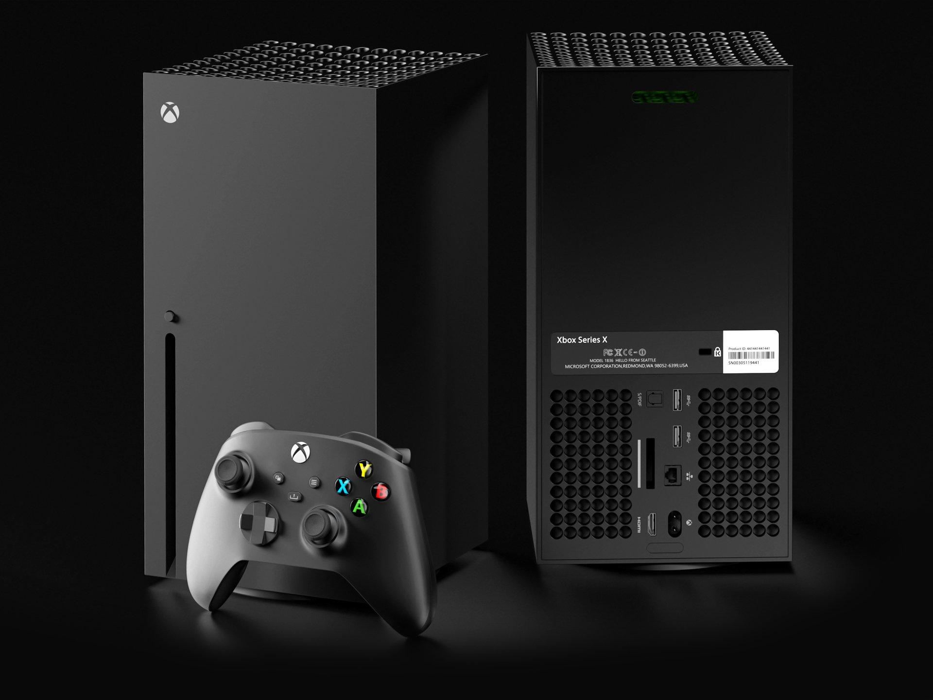 Microsoft Xbox Series X, Daha İyi Görüntü Kalitesi İçin VRS Teknolojisini Destekleyecek