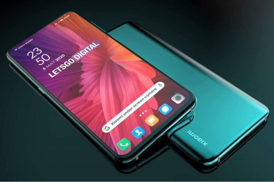 Xiaomi'nin Yeni Telefonu Çentiğe Son Verecek