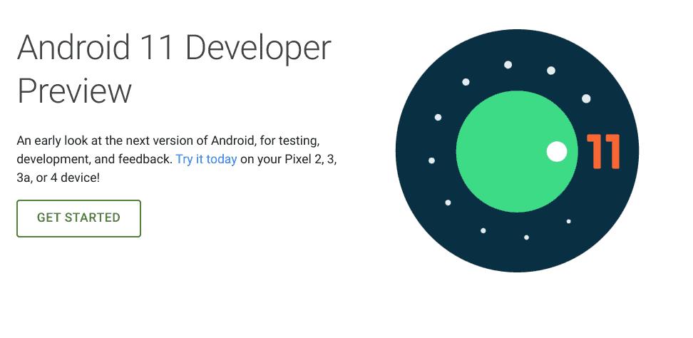 Android 11 Beta Lansmanı Ertelendi!