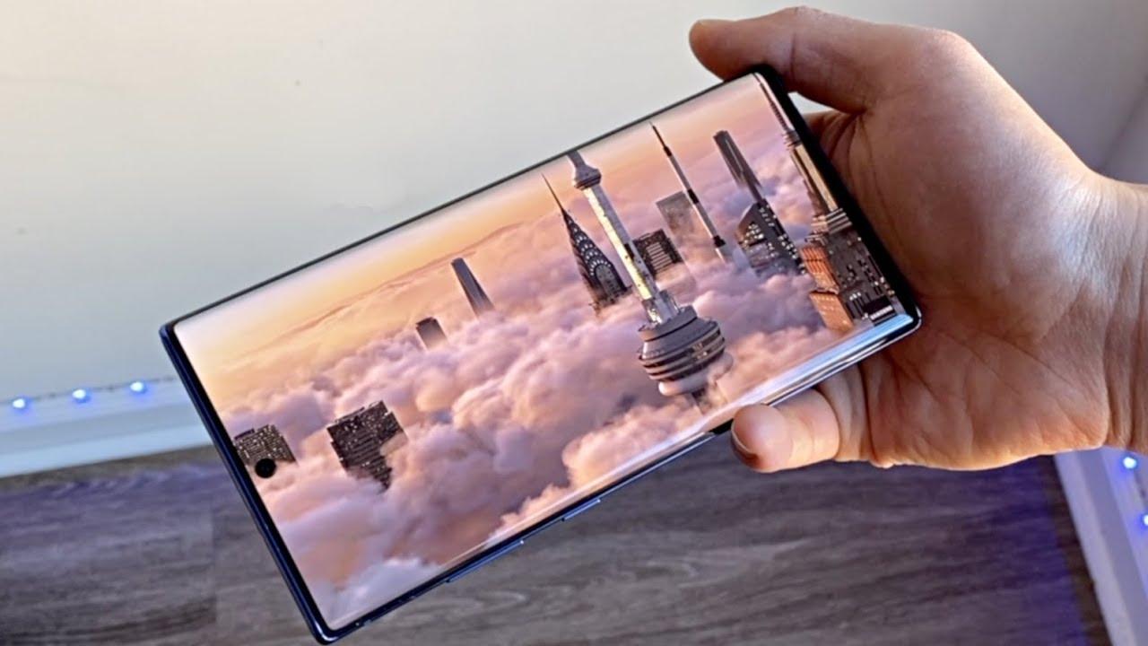 Ortaya Çıkan Samsung Galaxy Note20 Tasarımı!