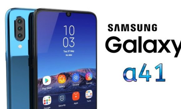 Samsung Galaxy A41,Ön Siparişlere Hazır!