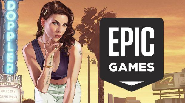 GTA V'nin Epic Games Store'da Ücretsiz Olacağı Bildirildi!