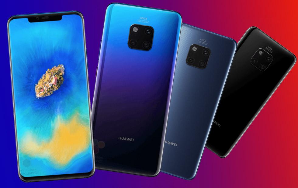 Huawei Mate 20 Serisi Nisan Güncellemesi Yolda