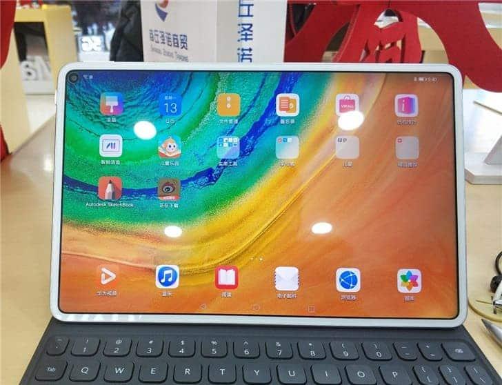 Huawei Matepad Pro 5G 27 Mayıs'ta Geliyor