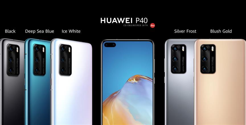 Huawei P40 Kamera Geliştirmesi Ve Celia'yı Ön Planda Tutacak