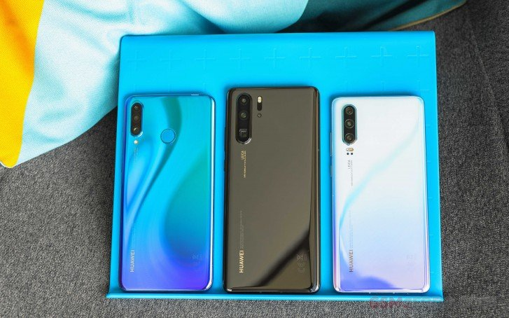 Huawei, GMS ile Bir P30 Pro New Edition Akıllı Telefon Hazırlıyor!