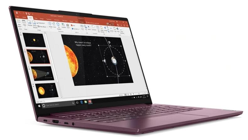 Lenovo Yoga Slim 7 Dizüstü Bilgisayarın Satış Tarihi Duyuruldu