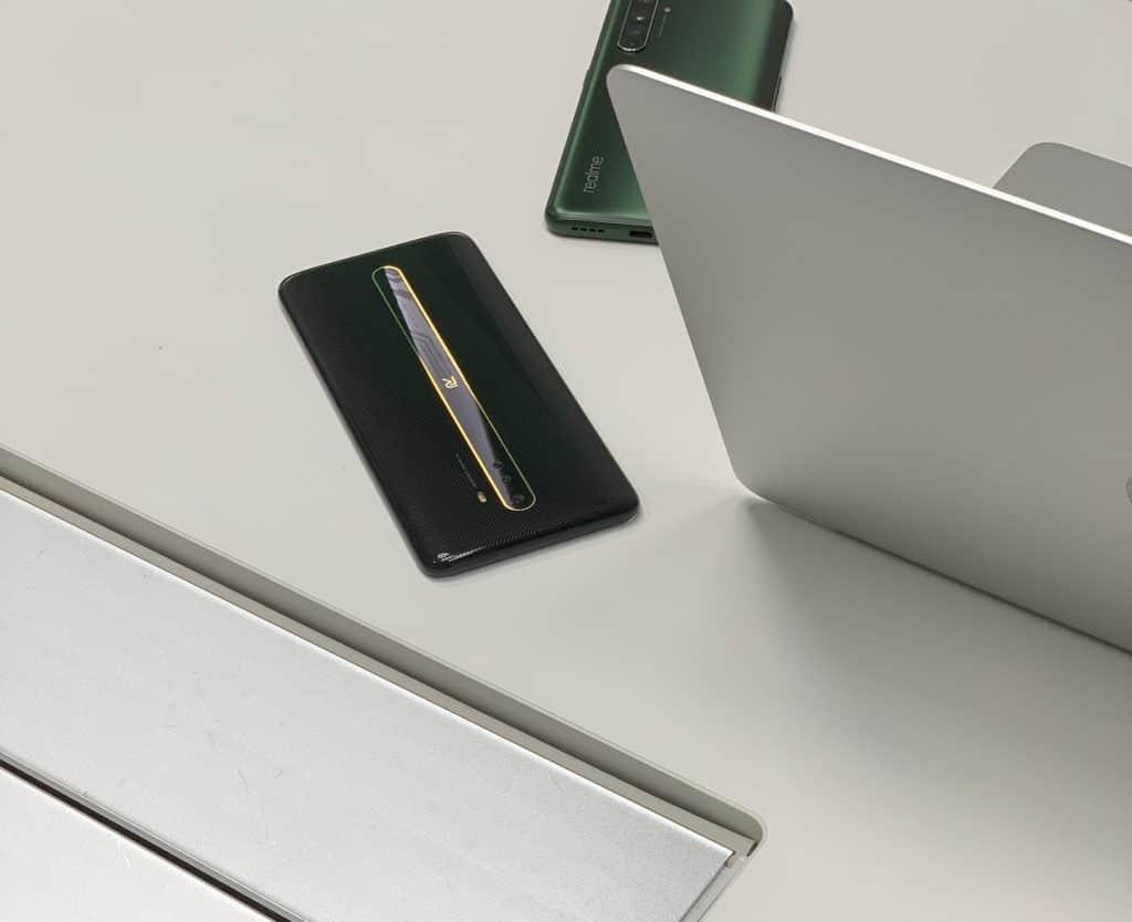 Yeni Realme Telefon AnTuTu'da Görüldü