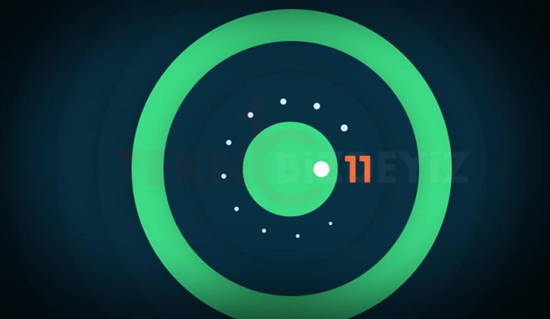 Android 11, Gerçek 5G'de Olmasanız Bile 5G Gözükecek!