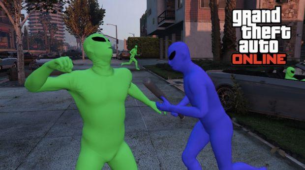 """GTA Online Alien War: Oyuncular """"overhyped"""" son Mücadelesinden Hayal Kırıklığına Uğradı!"""