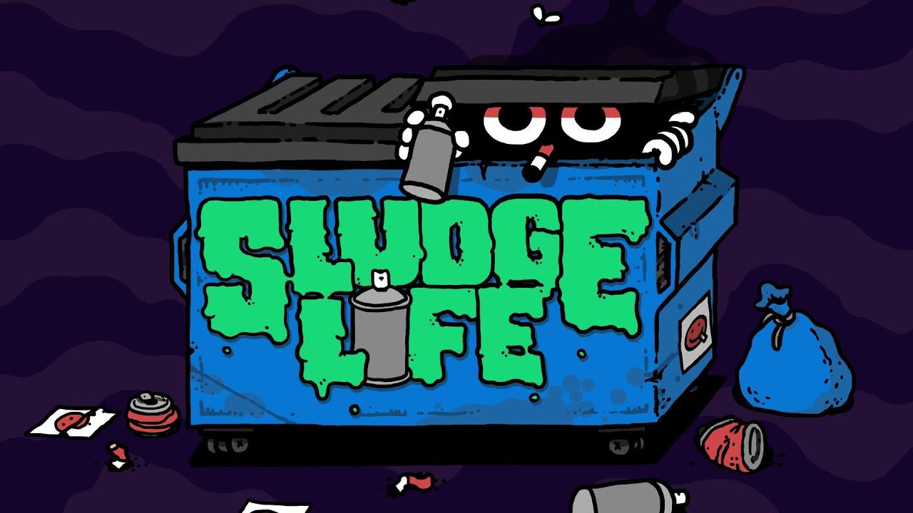 Sludge Life, Epic Games Store'da Bir Yıl Boyunca Ücretsiz!
