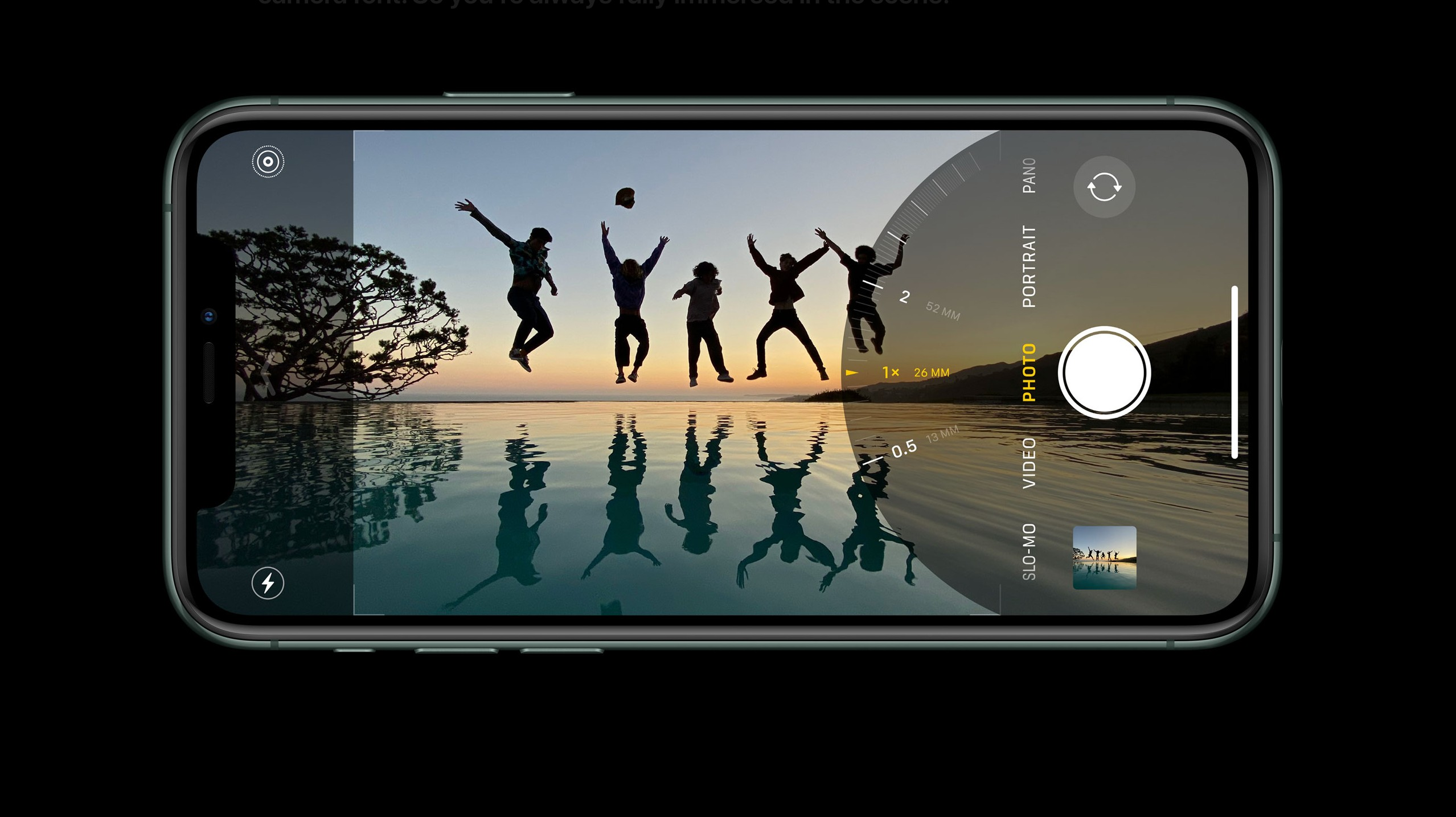 Apple, iOS 14 Kamera Uygulaması Artık %90'a Kadar Daha Hızlı Fotoğraf Çekebiliyor