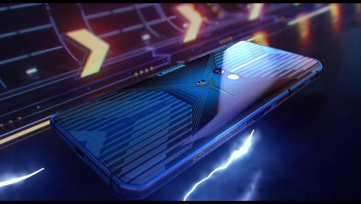 Lenovo Legion Oyun Telefonu 22 Temmuz'da Duyurulacak