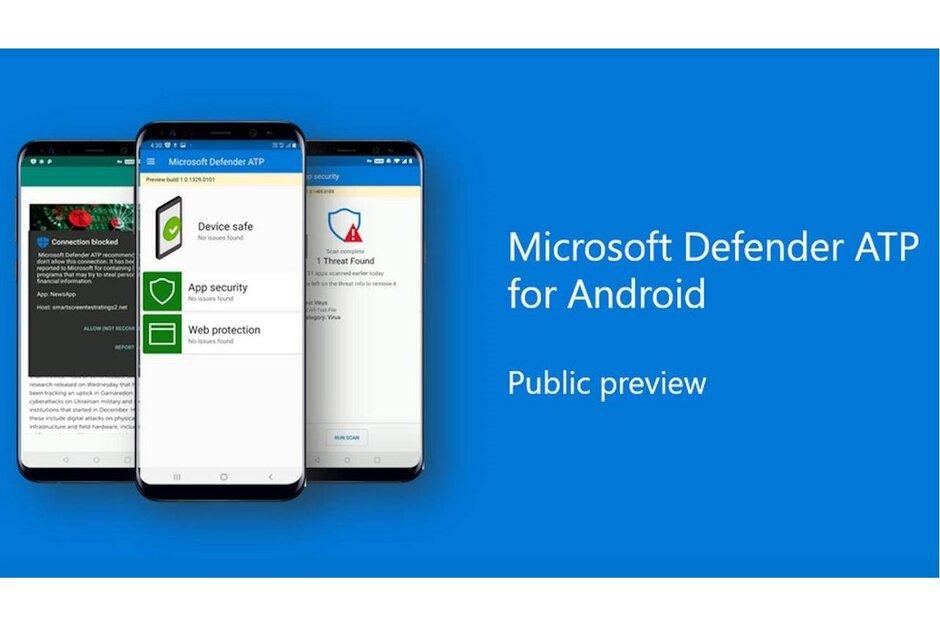 Microsoft Defender Android'i Savunmaya Başladı