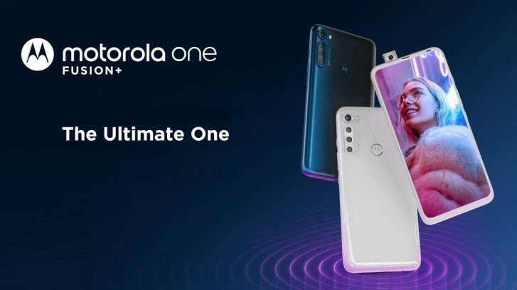Motorola One Fusion Plus 24 Haziran'da Hindistan'da Satışta!