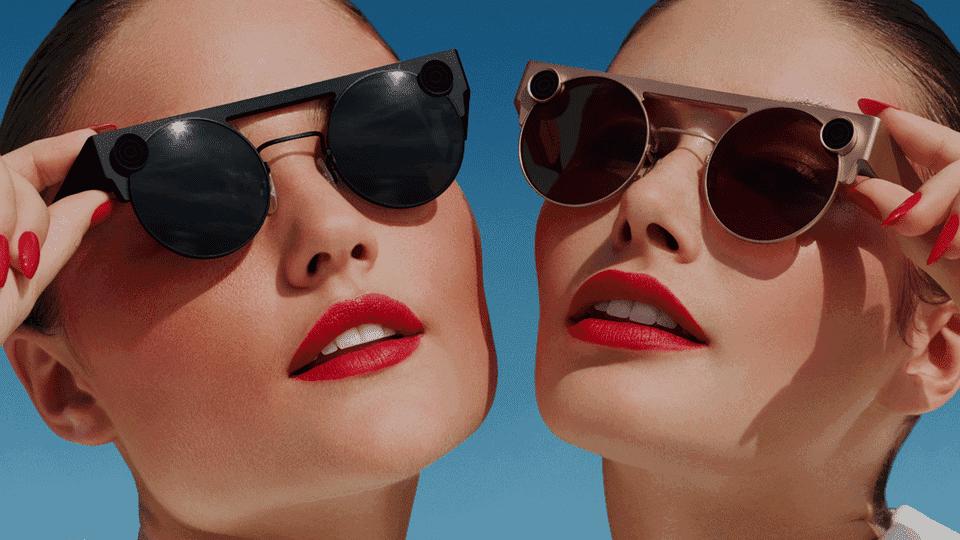 Snapchat Gözlükleri Snapchat Deneyiminizi Geliştirmek İçin Geliyor
