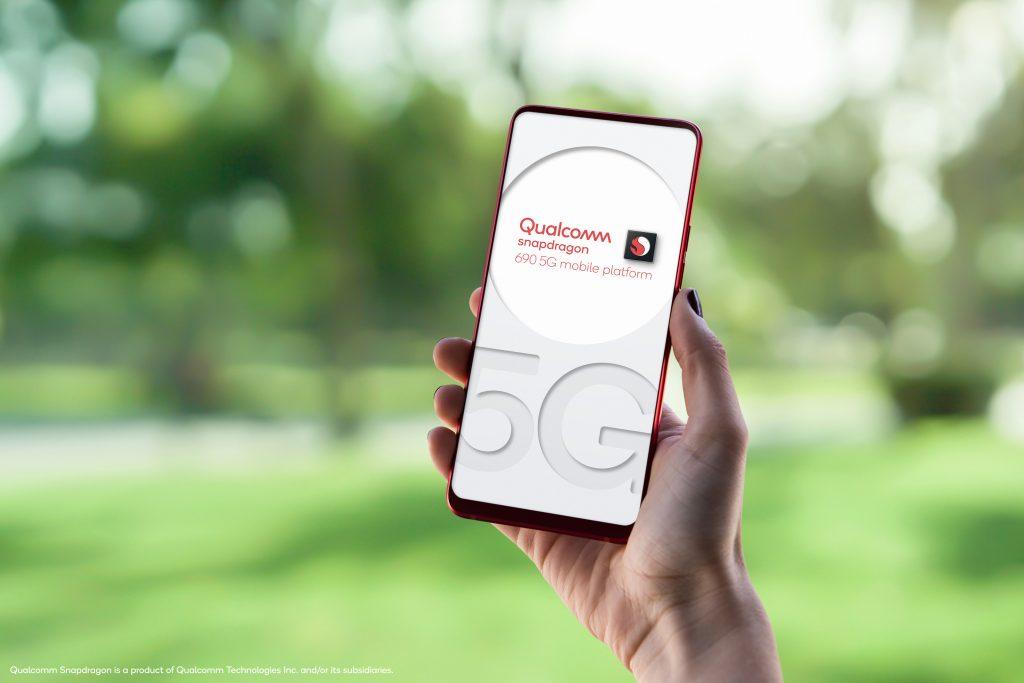 Qualcomm 5G'ye Hazır Snapdragon 690 SoC'yi Duyurdu