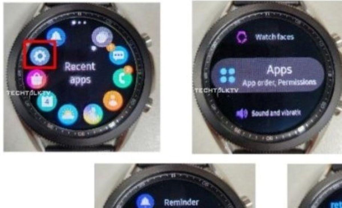Samsung Galaxy Watch 3'ün Yeni Görüntüleri Ortaya Çıktı: İşte Detaylar!