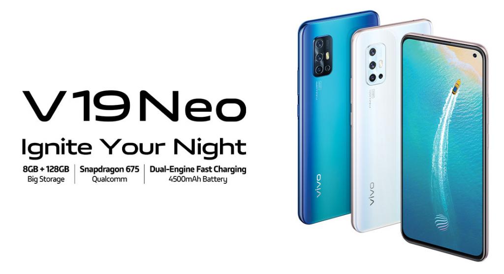 Vivo V19 Neo, Snapdragon 675 İle Satışa Sunulacak!