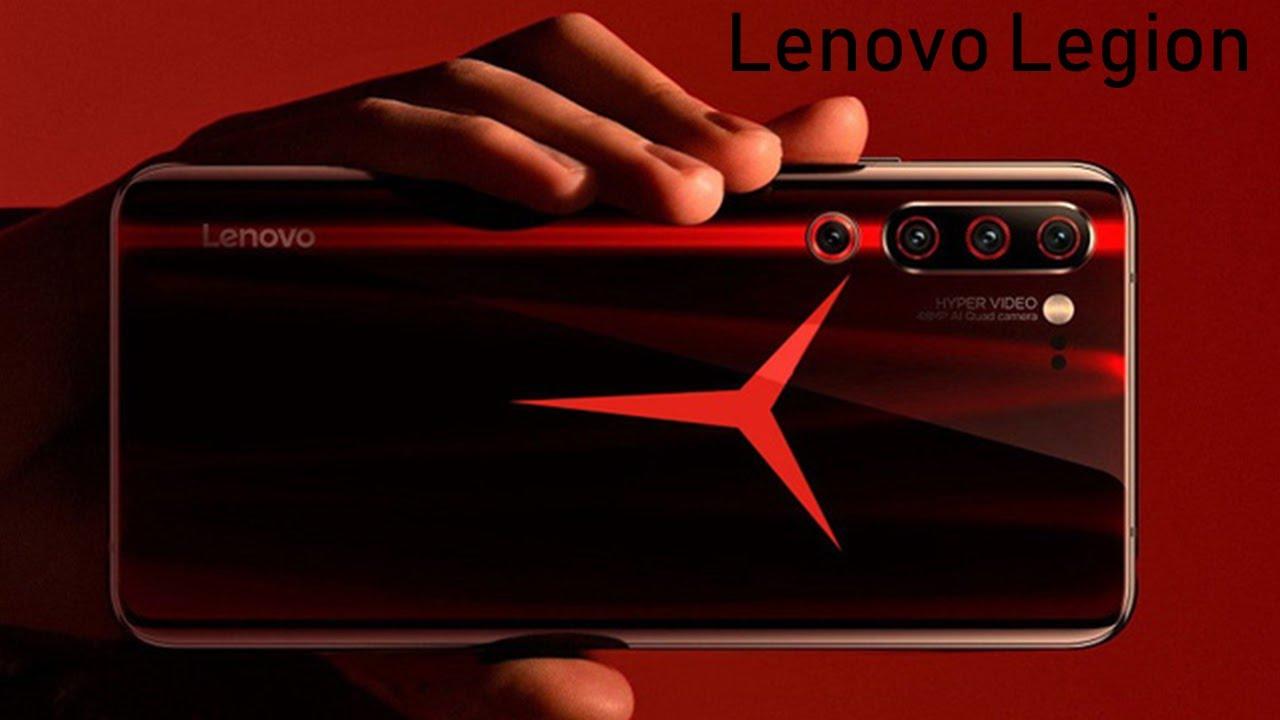 Lenovo Legion Oyun Telefonu Temmuz'da Başlıyor