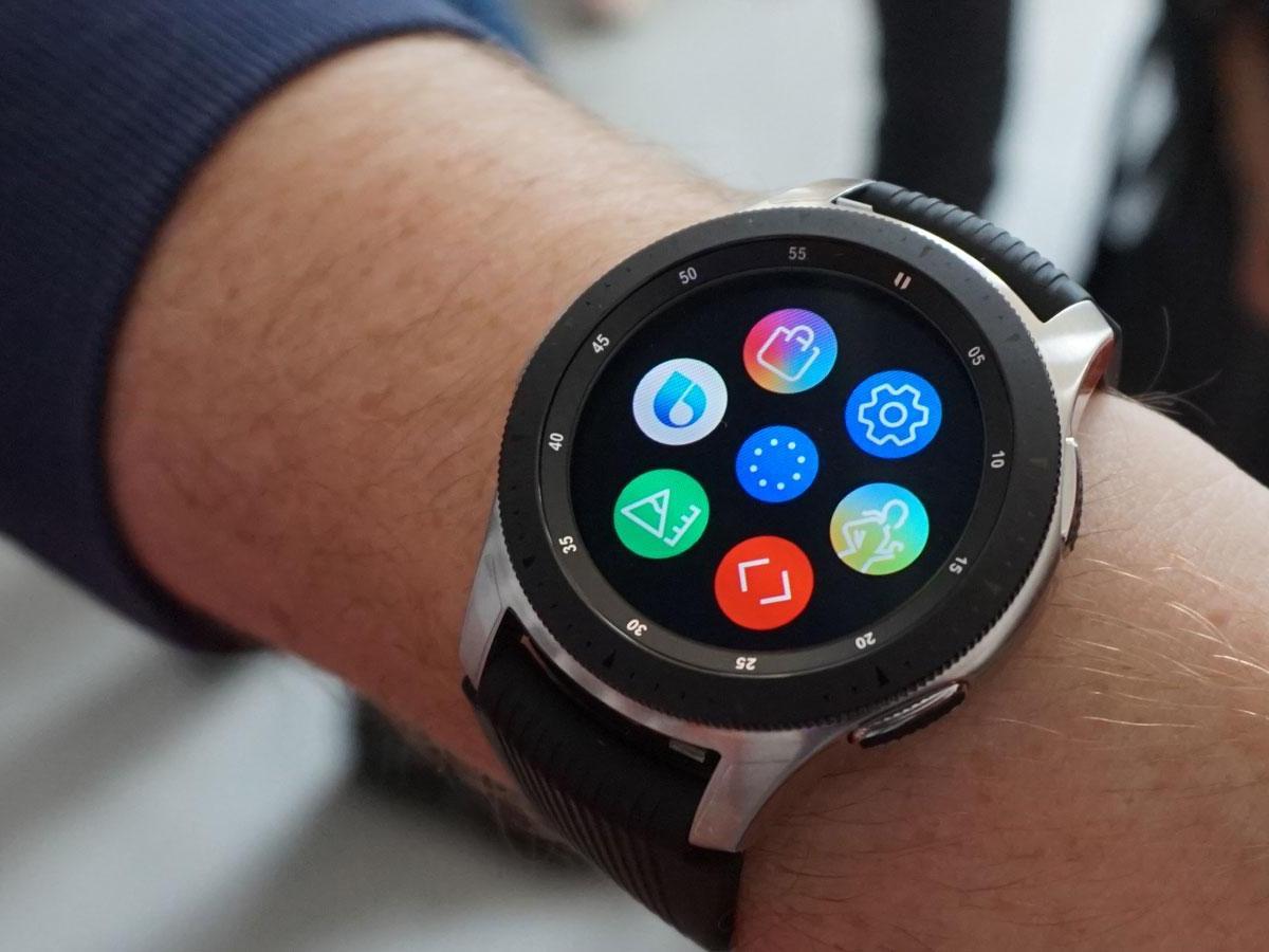 Samsung Galaxy Watch 3'ün Sızan Yeni Görüntüleri