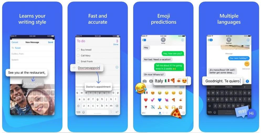 İOS için SwiftKey, Yeni Tek Elle Mod ve 400 Yeni Dil Desteği ile Güncellendi!