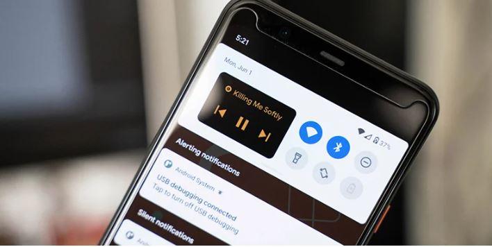 Android 11 Beta,Müzik Kontrolleri, Yeni Simge Şekilleri Sunuyor!